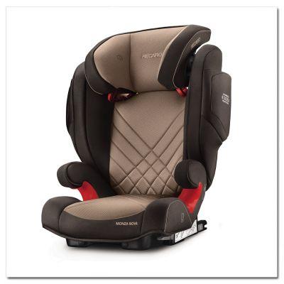 RECARO Monza Nova 2 SF (SeatFix), Dakar Send (2016г.)