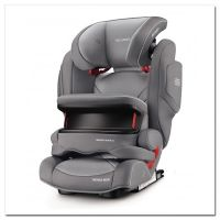 RECARO Monza Nova IS Seatfix, Aluminum Grey
