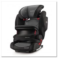 RECARO Monza Nova IS Seatfix, Carbon Black