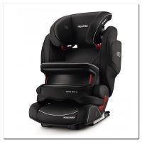 RECARO Monza Nova IS Seatfix, Perfomance Black