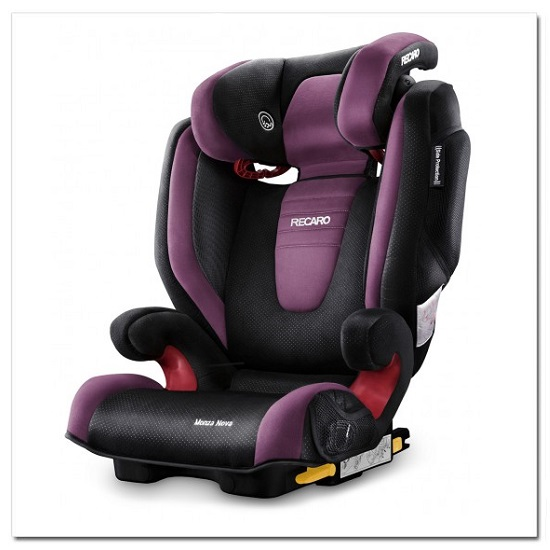 recaro monza nova 2 seatfix violet. Black Bedroom Furniture Sets. Home Design Ideas