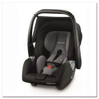 RECARO Privia EVO, Carbon Black