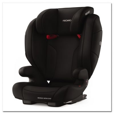 Recaro Monza Nova EVO Seatfix, Performance Black