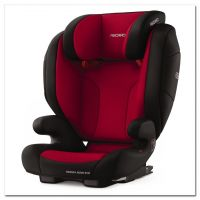 Recaro Monza Nova EVO Seatfix, Racing Red